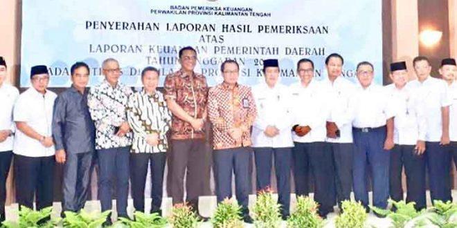 Palangka Raya Raih WTP Lagi, Ketua DPRD: Ini Tidak Mudah