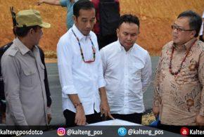 Jokowi Akui Temukan Feeling Calon Ibukota di Kalteng