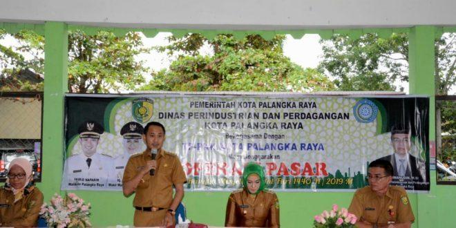Walikota Berharap Operasi Pasar Mampu Menekan Harga Jelang Idulfitri